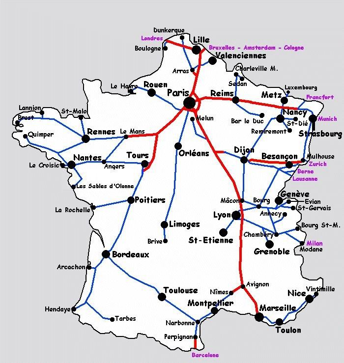 Carte France Tgv Tgv Carte de France.jpg