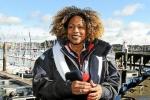 Laura Flessel, ministre à la Trinité sur mer.jpg